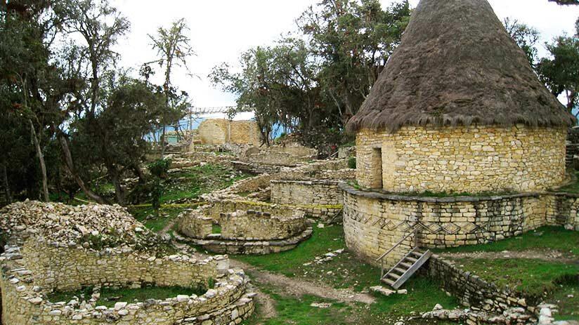 best famous places in peru kuelap