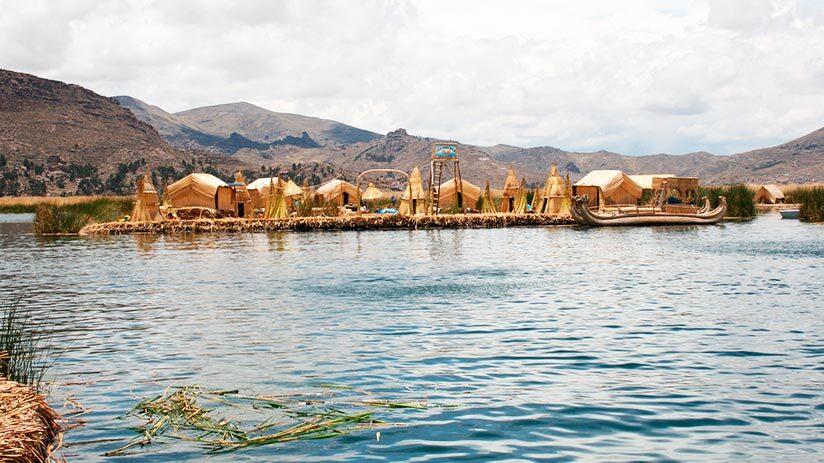 best famous places in peru lake titicaca
