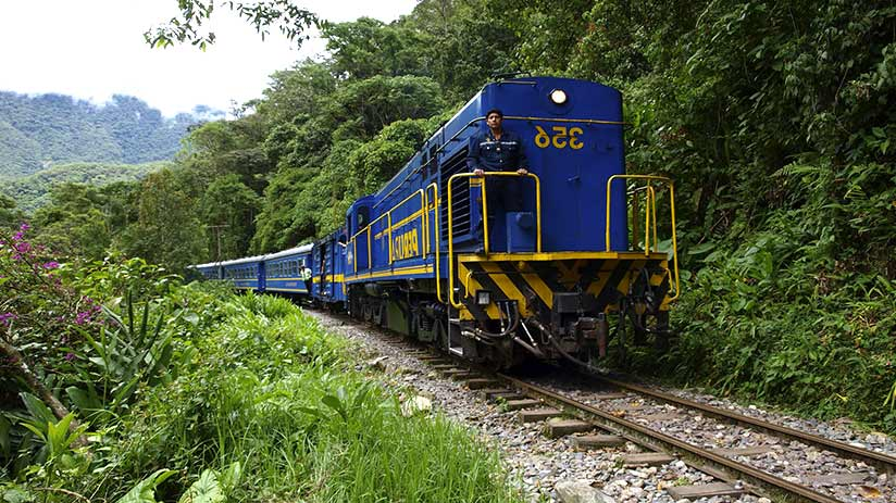 lima to machu picchu distance cusco to machu picchu by train