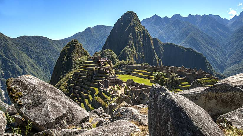 lima to machu picchu distance