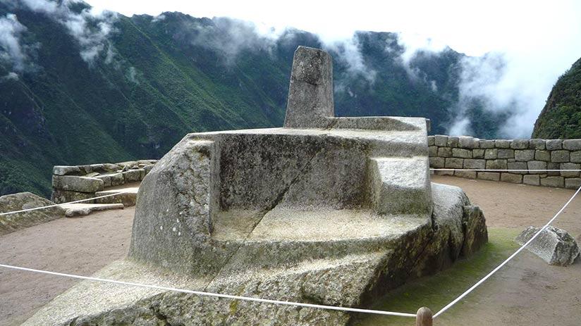 machu Picchu vacations intihuatana