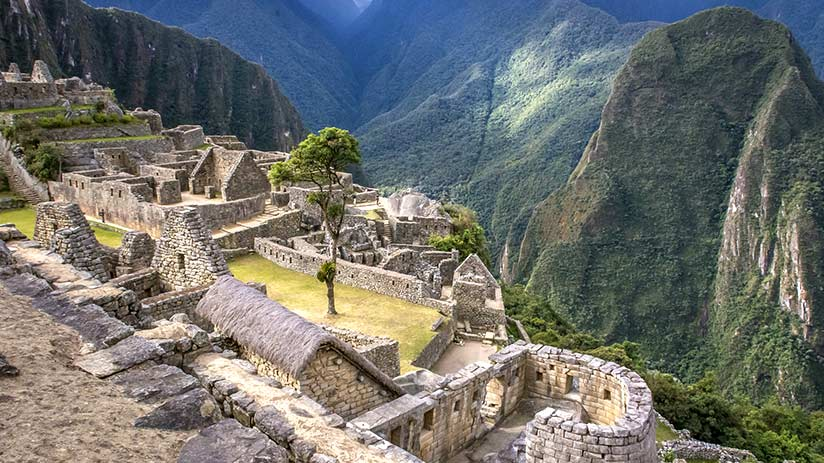 machu Picchu vacations temple of the sun
