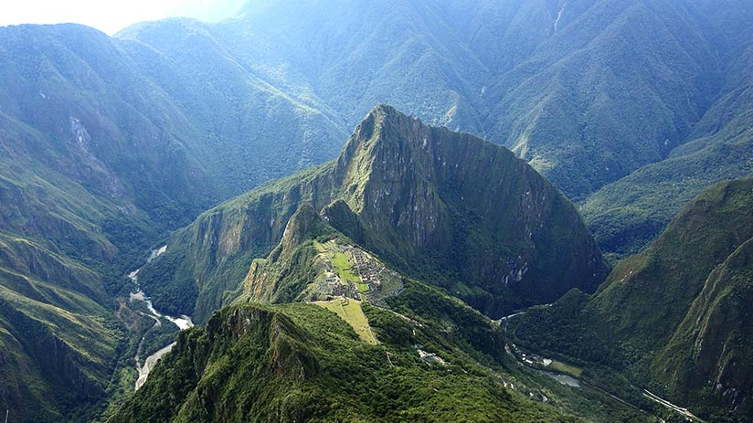 machu Picchu vacations viewpoint