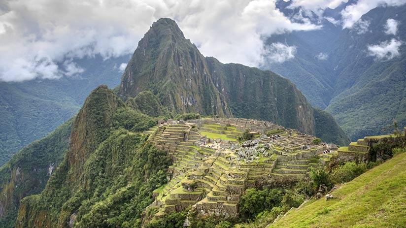 tourist attractions in peru machu picchu