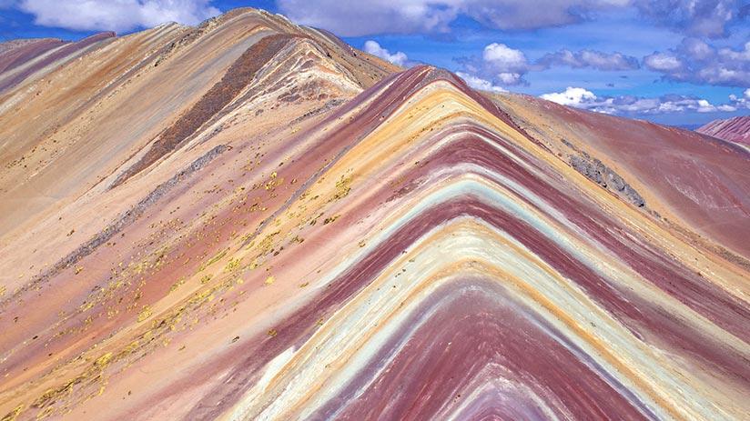 tourist attractions in peru vinicunca