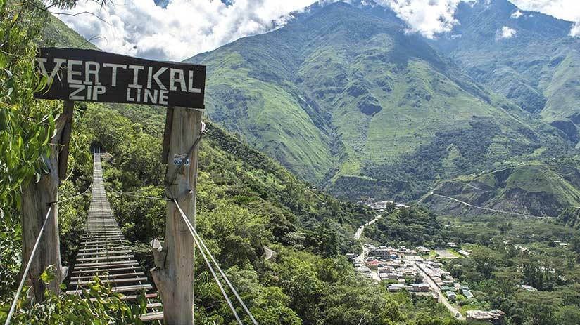 best way to get to machu picchu by car santa teresa