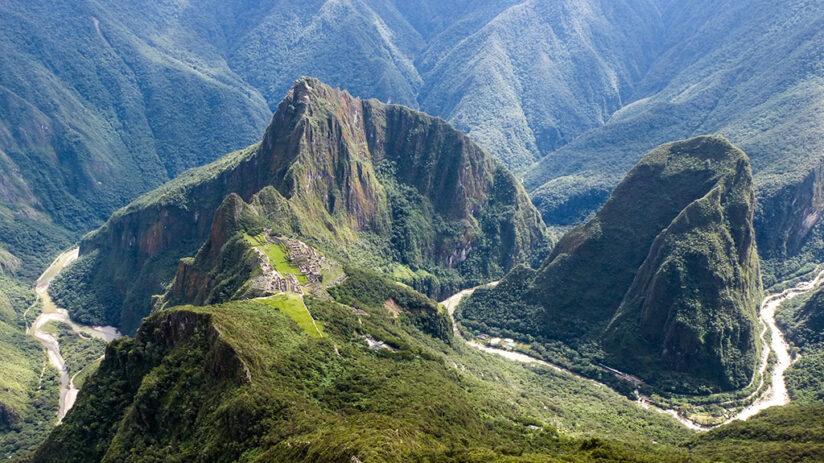 brief history of machu picchu mountain