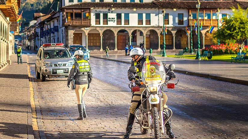 cusco is safe to travel scams