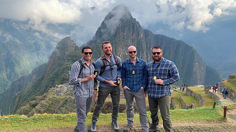 cusco tourist map machu picchu