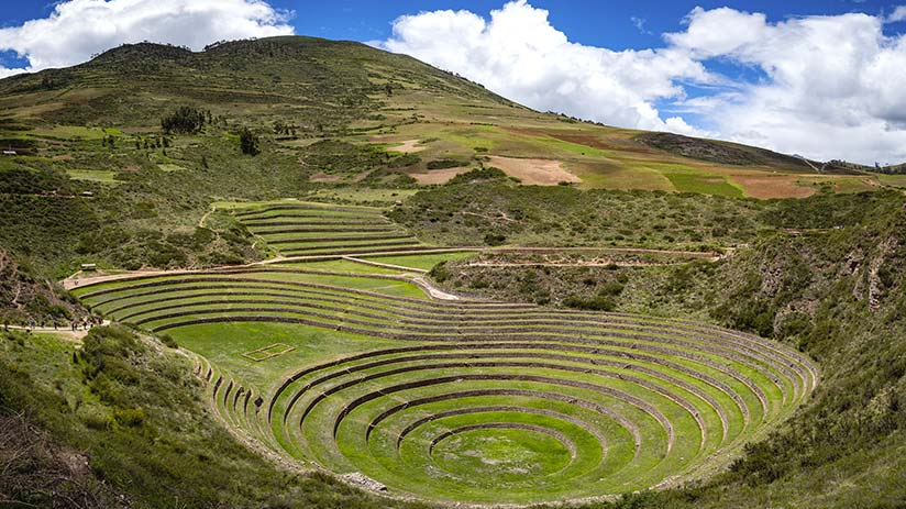 cusco tourist map sacred valley moray