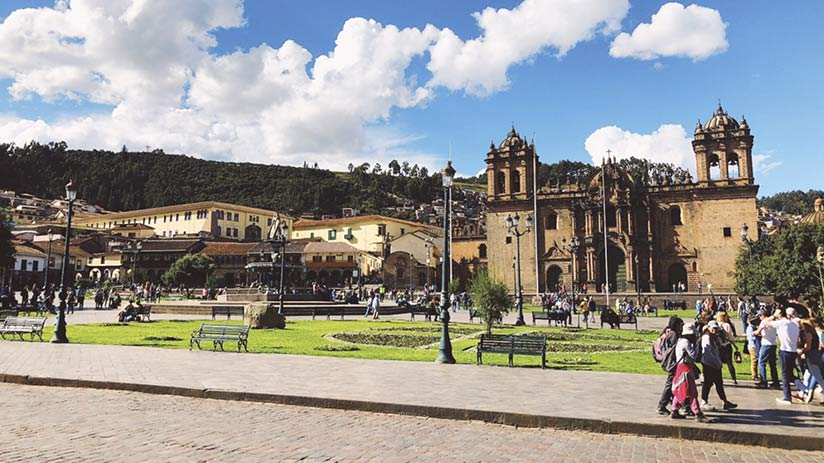 famous landmarks in Peru cusco