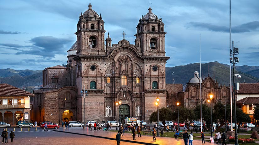 free things to do in cusco churches