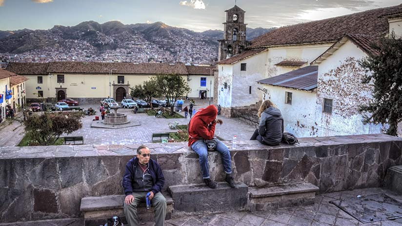 free things to do in cusco san blas