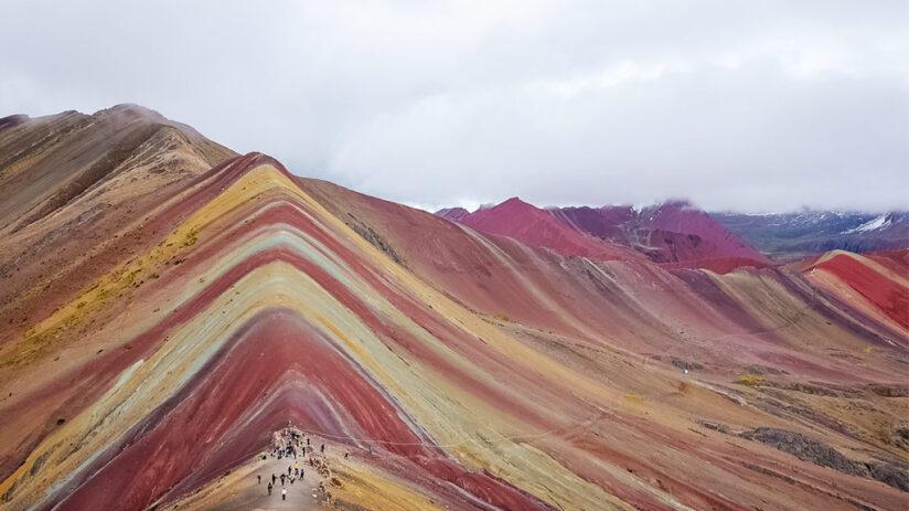 fun things to do in peru rainbow mountain