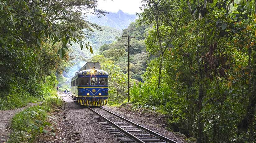 hiram bingham train cost station