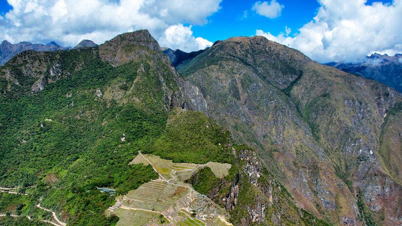 machu picchu mountain in peru