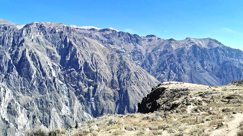 must see places in peru colca canyon