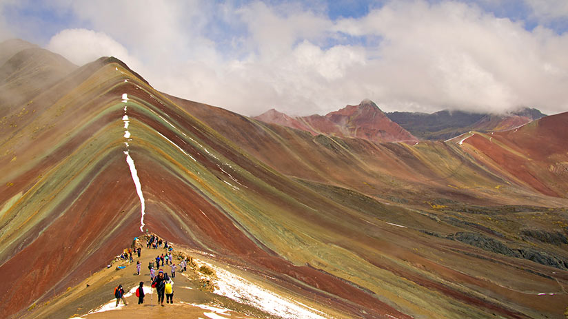 must see places in peru rainbow mountain vinicunca