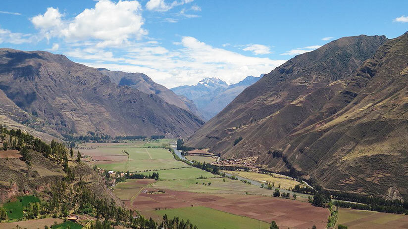 sacred valley of the incas tourist attractions in peru