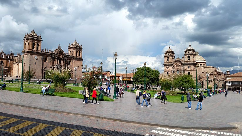 things to do around cusco plaza de armas