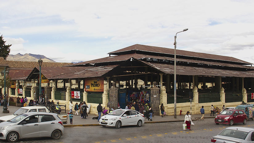 things to do around cusco san pedro market