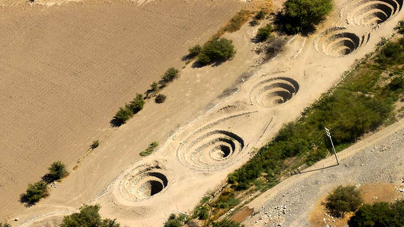 things to do in nazca cantalloc aqueducts