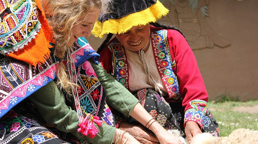 fun things to do in peru visit amaru village