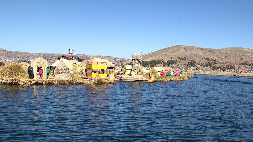 10 days in Peru lake titicaca