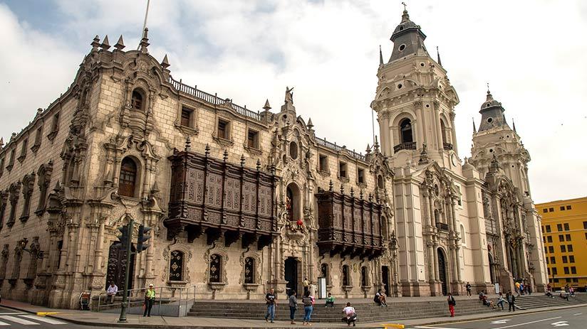 10 days in Peru lima
