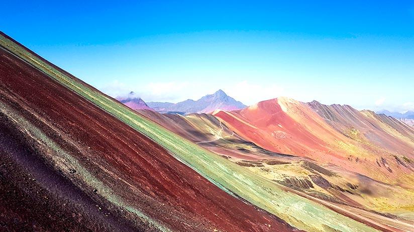 10 days in Peru vinicunca