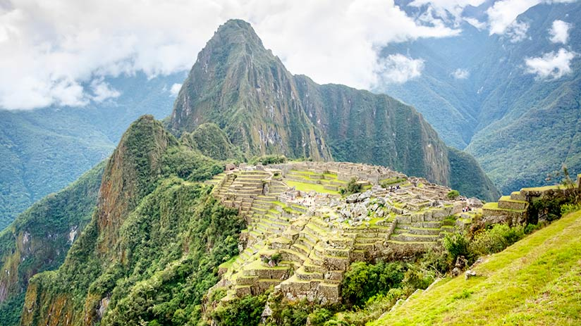 archaeological treasures in peru machu picchu