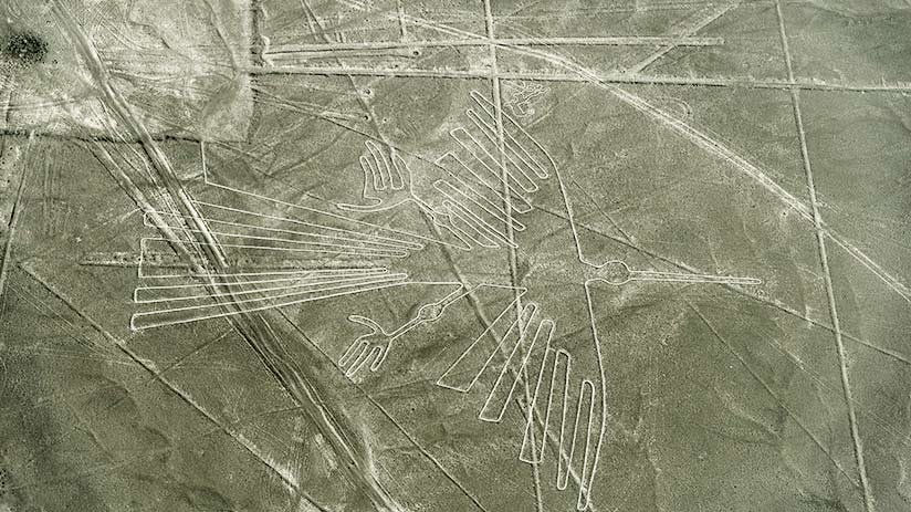 archaeological treasures in peru nazca lines