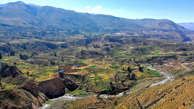 colca canyon tour how to get