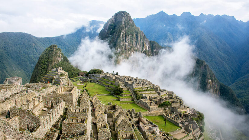 meaning of machu picchu
