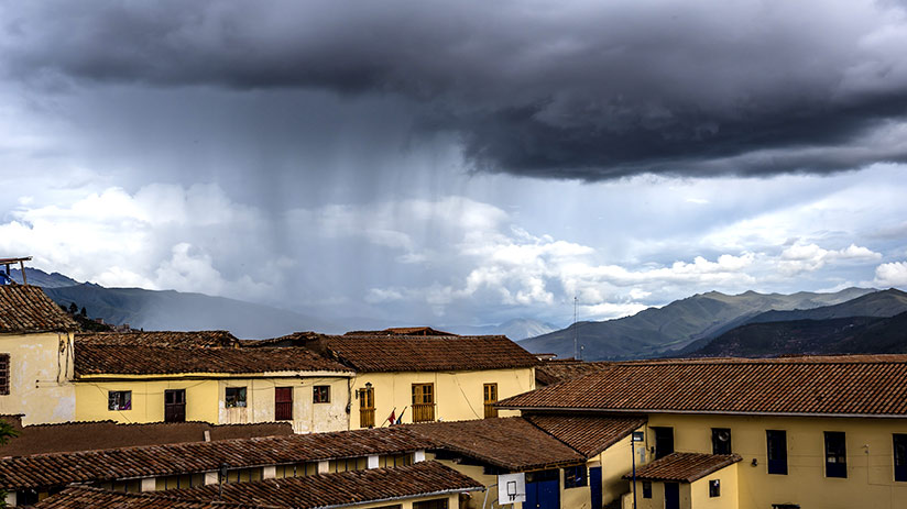 peru with a baby altitude and weather