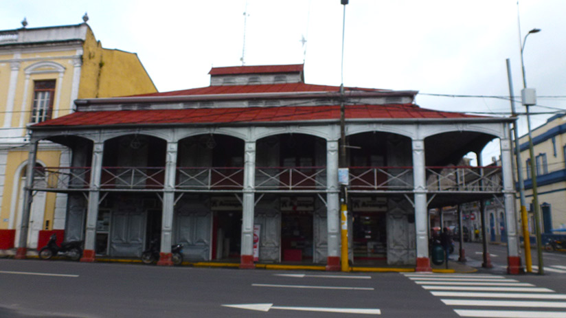 things to do in iquitos fierro house