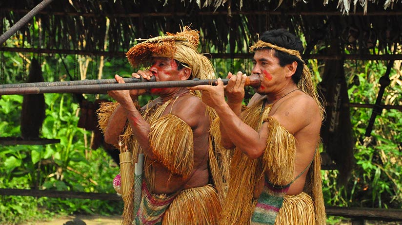 things to do in iquitos indigenous tribes