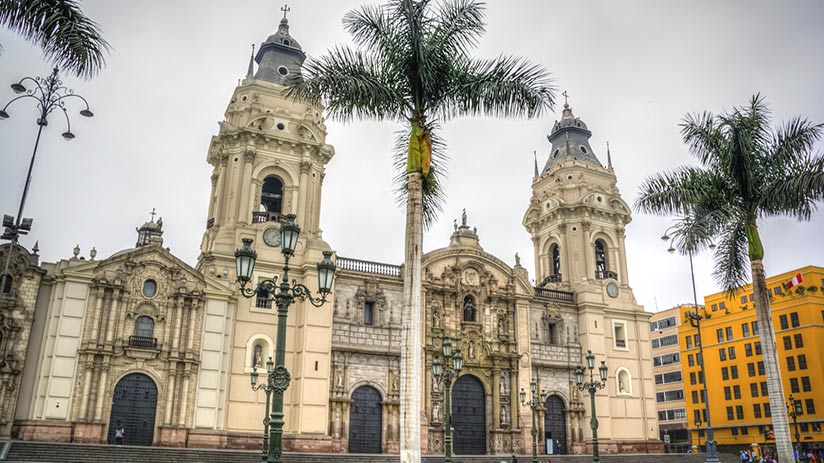 things to see in lima cathedral