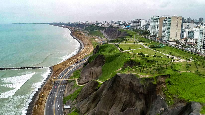 things to see in lima costa verde