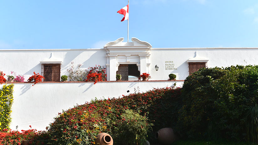 things to see in lima larco museum