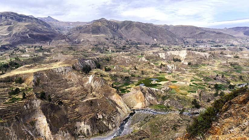 tourism in Peru amazing landscapes