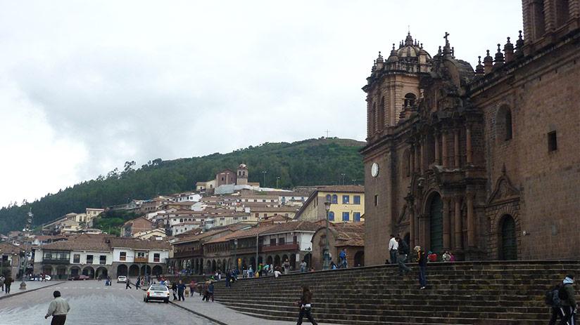 tourism in Peru cusco