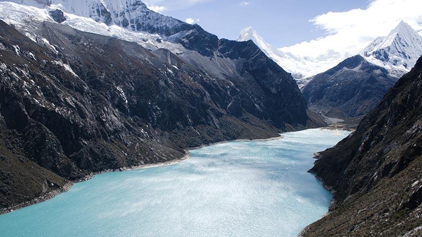 tourism in Peru huaraz