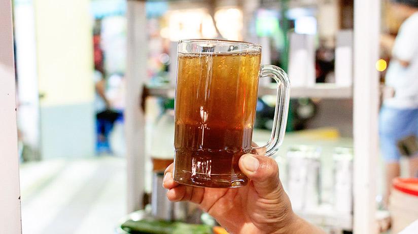 traditional peruvian non alcoholic drinks emoliente