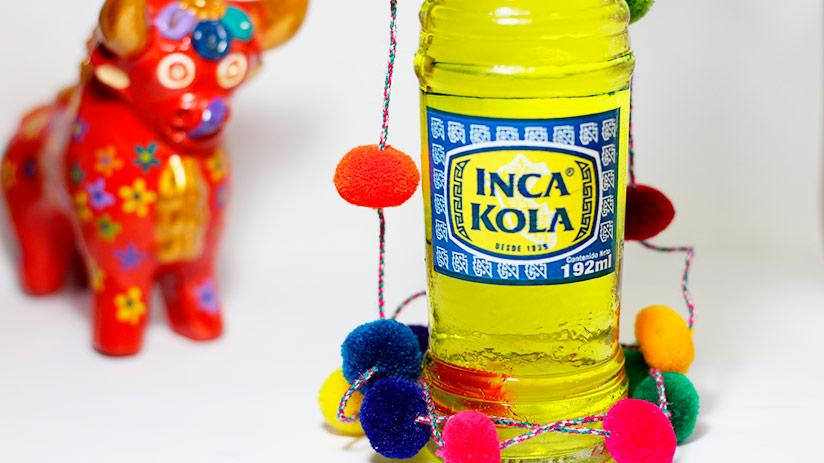 traditional peruvian non alcoholic drinks inca kola