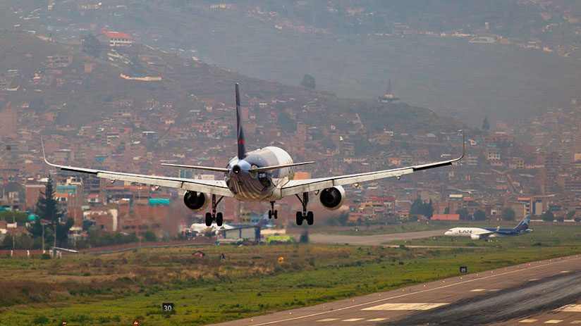 Machu Picchu reservations flight