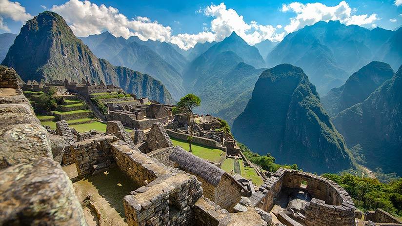 Machu Picchu reservations