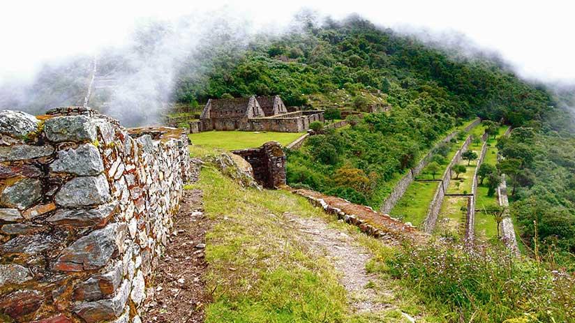 alternative to Machu Picchu