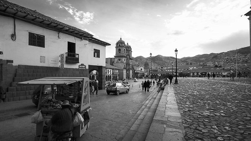 cusco main square brief history