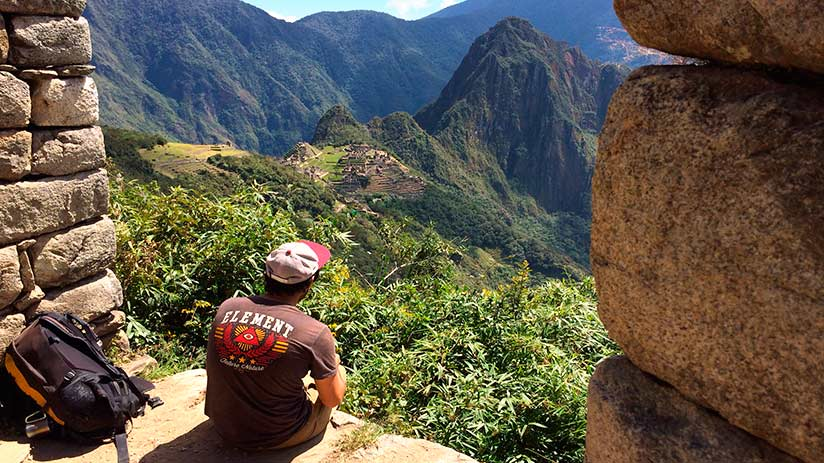 hike to Machu Picchu why do it in one day
